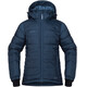 Bergans Girls Rena Down Jacket Dark Steel Blue/Steel Blue